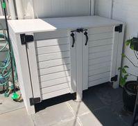 Bin storage box