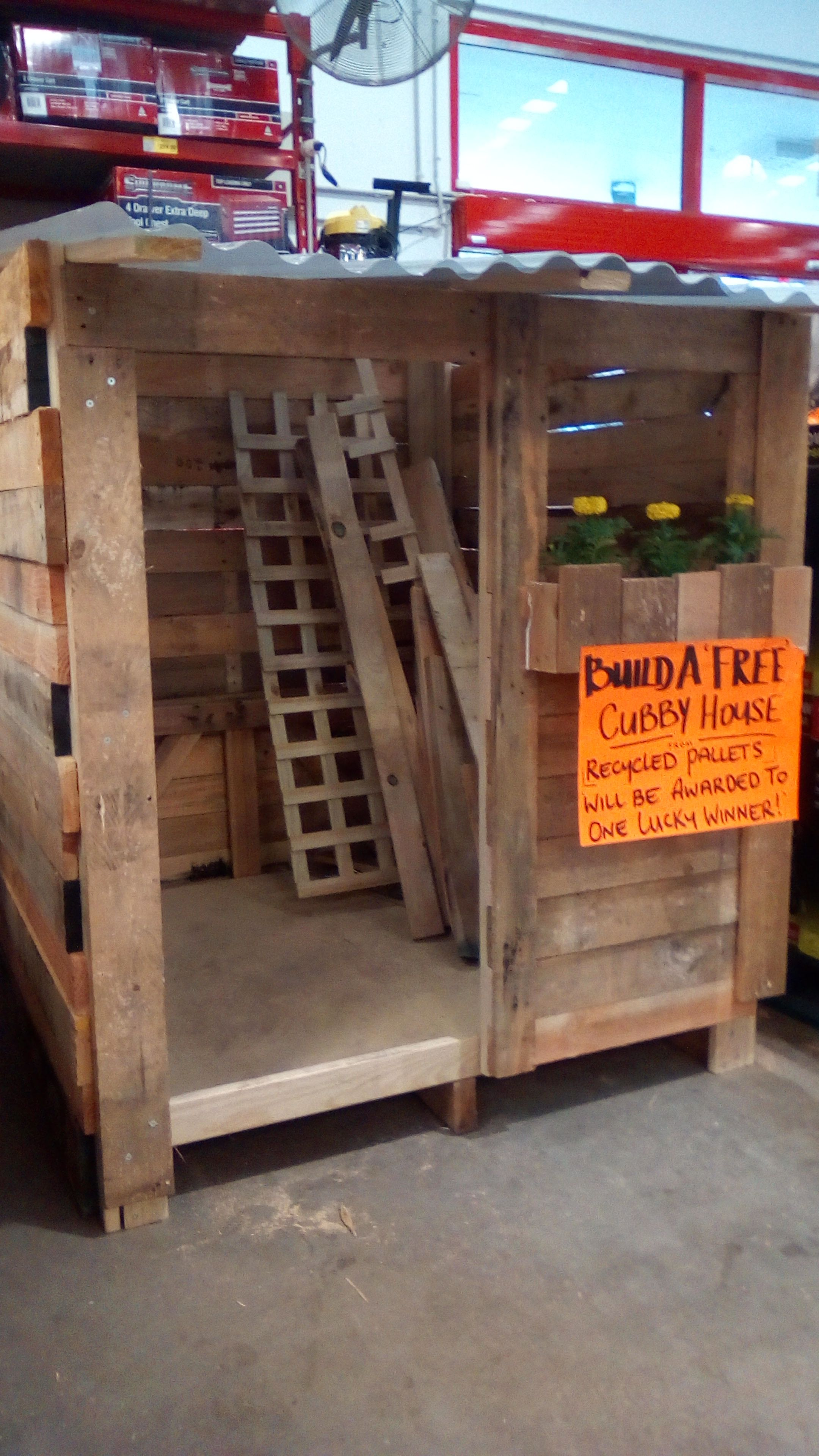 D I Y Cubby Houses Bunnings Workshop Community