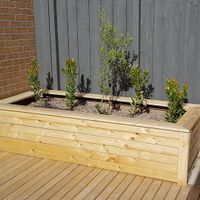 Workshop members have shared many great outdoor projects