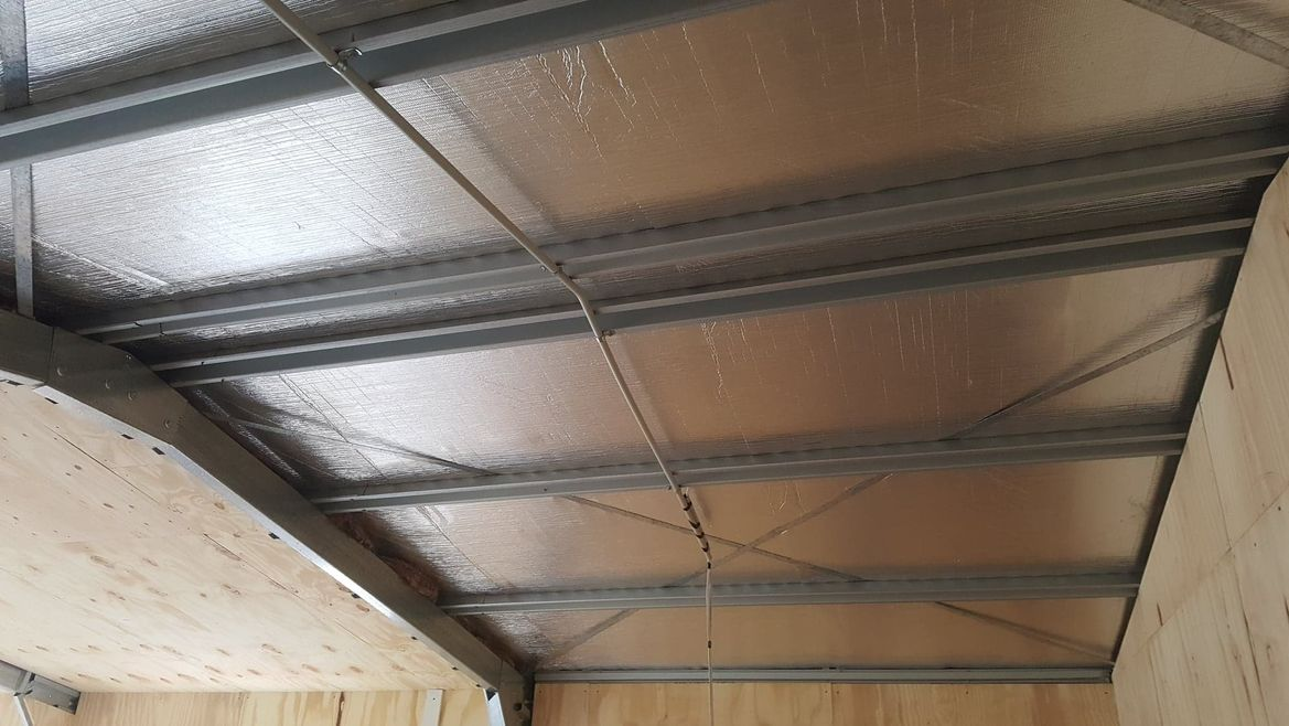 1 roof panel left