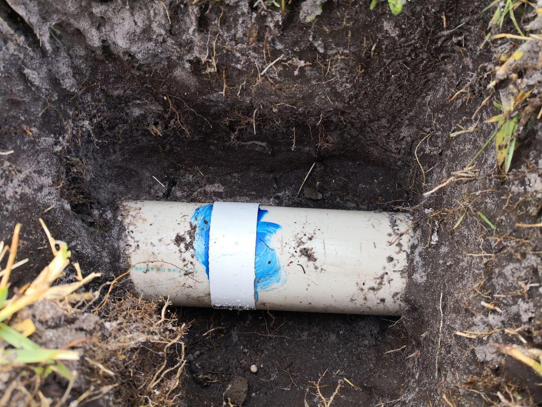 Learning lots of things like stormwater pipe repair lol