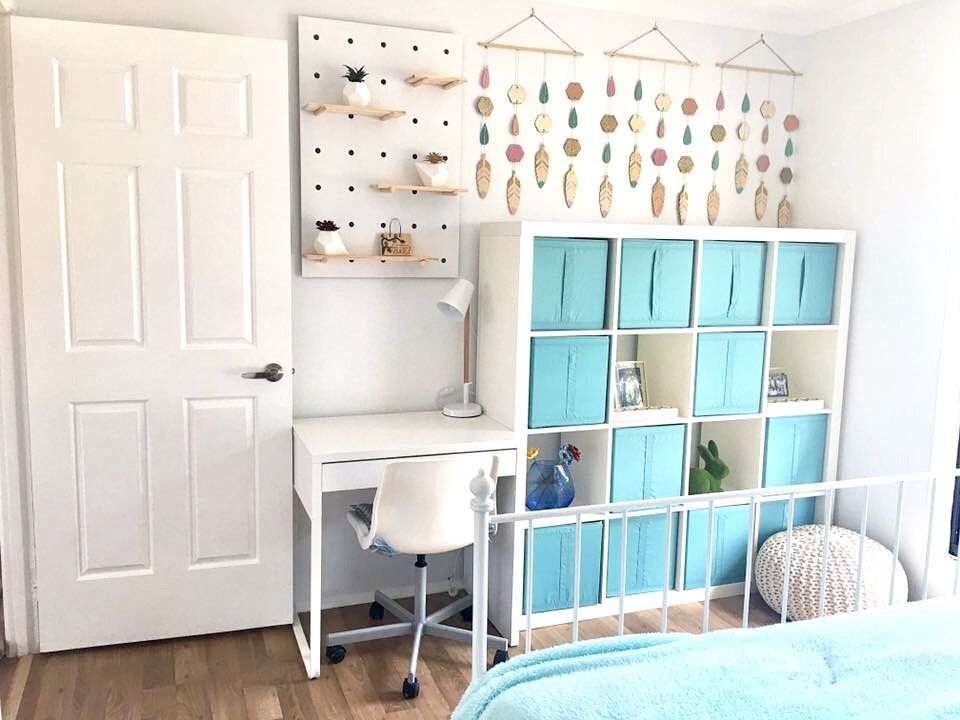combination of ikea and kmart pieces