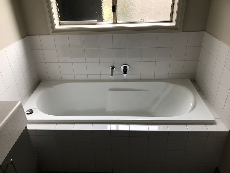 Bathtub overall