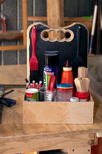 Propane and propane accessories. No wait…