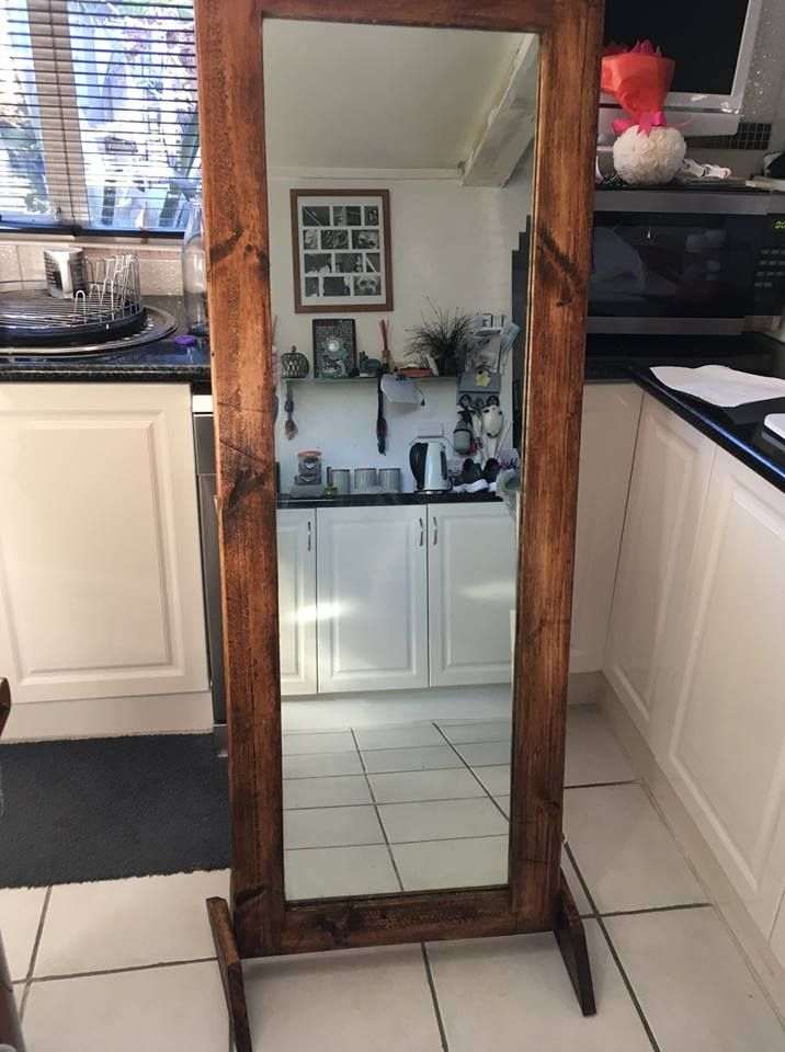 Large dress mirror