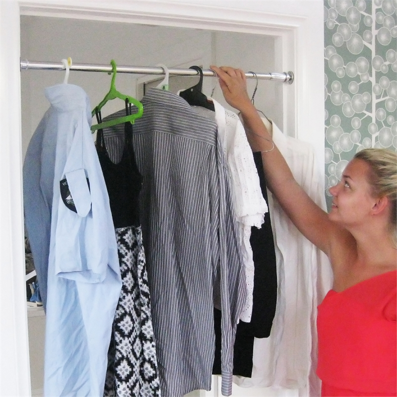 How To Hang A Clothes Rail Bunnings Workshop Community