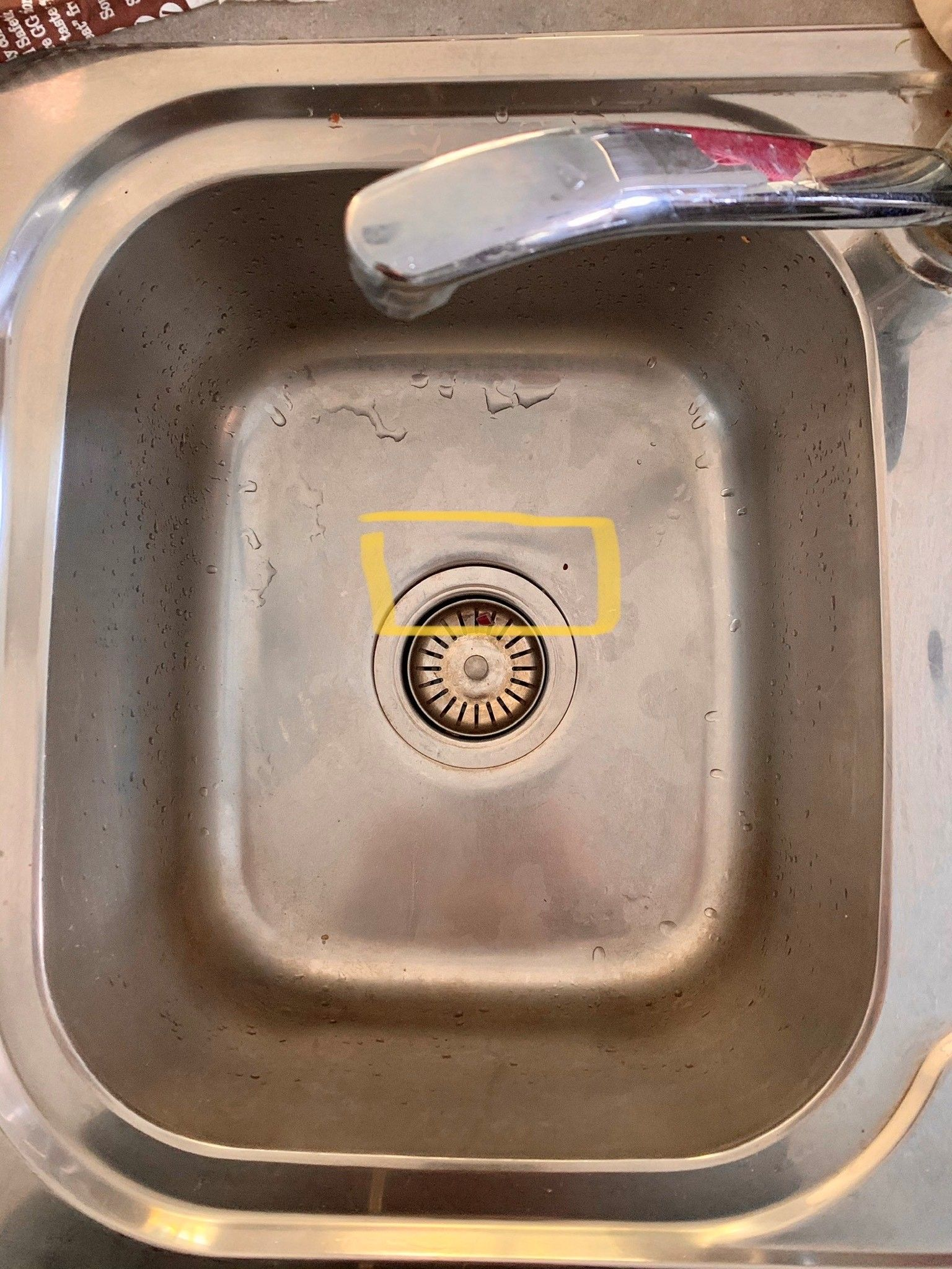 Kitchen sink drain leak | Bunnings Workshop Community