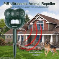 Utrasonic Animal Repeller