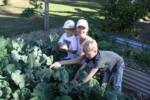 Cath with kids.JPG