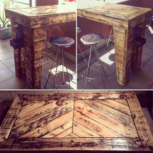 Breaky Table