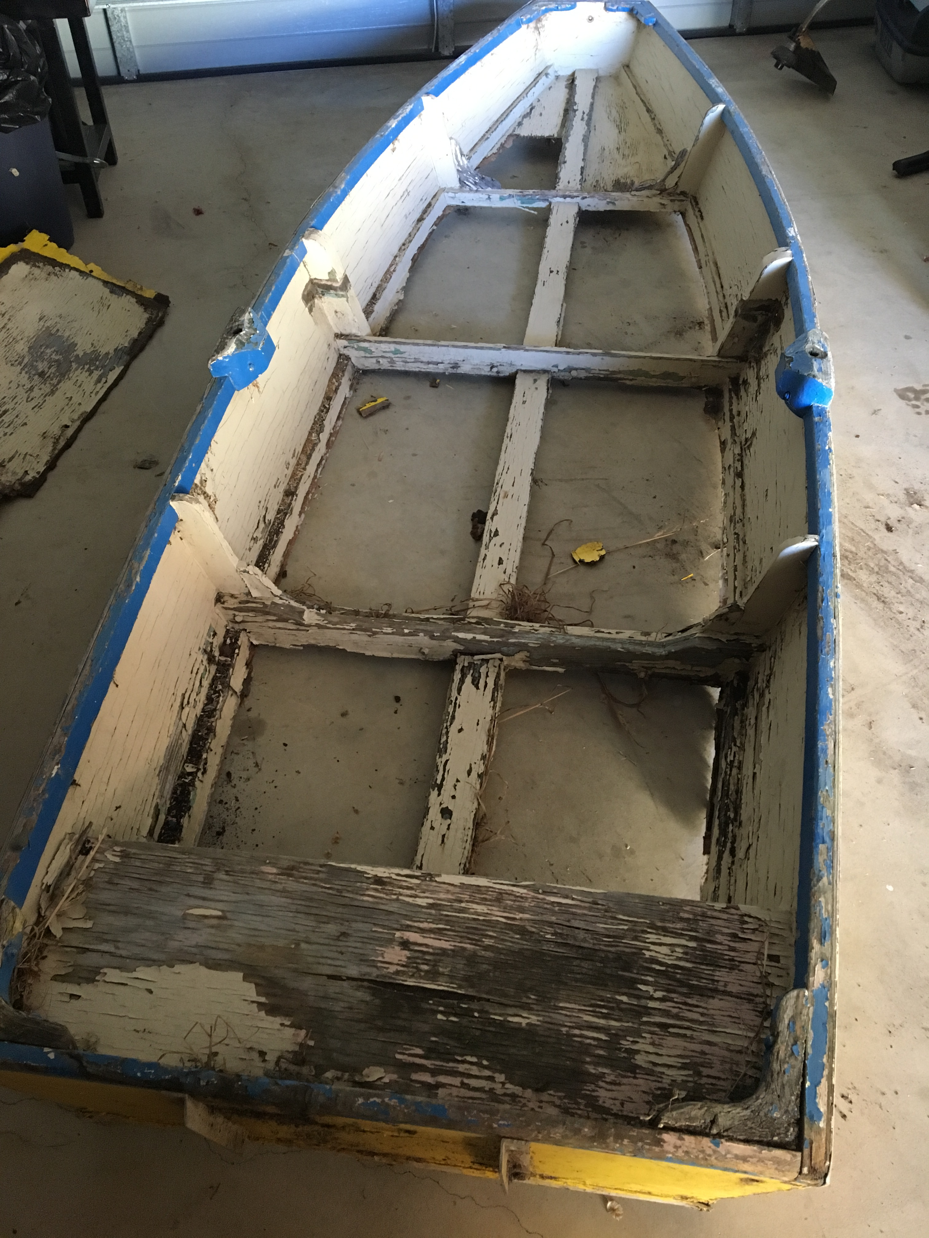 Row Boat Sand Pit