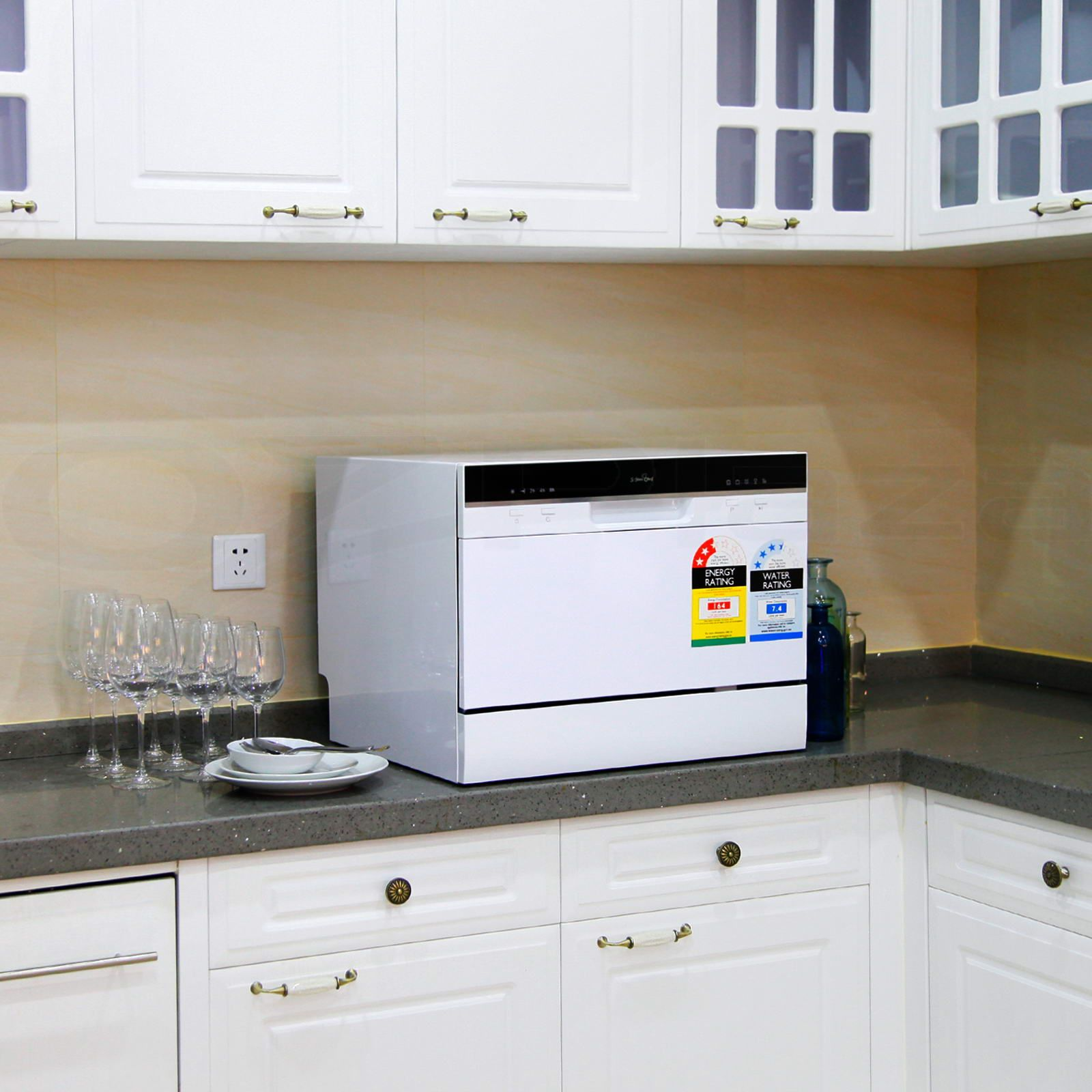 Installing A Benchtop Dishwasher