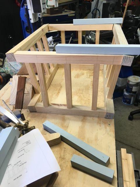 Wedding wagon build