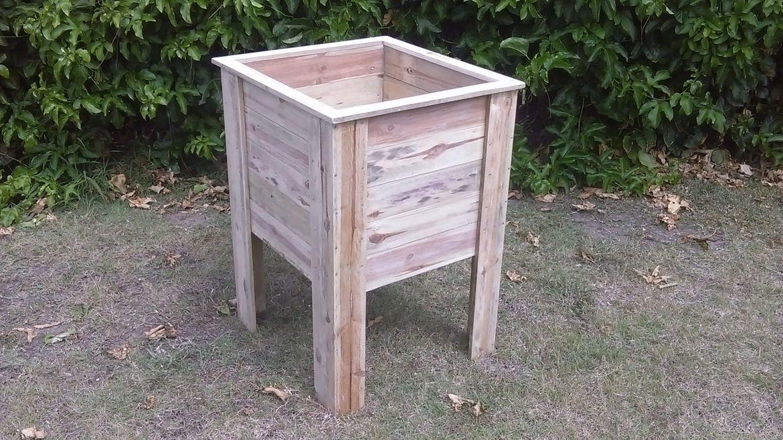 Planter box.