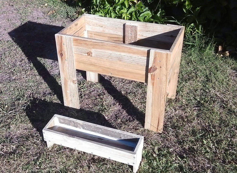Mini garden boxes.