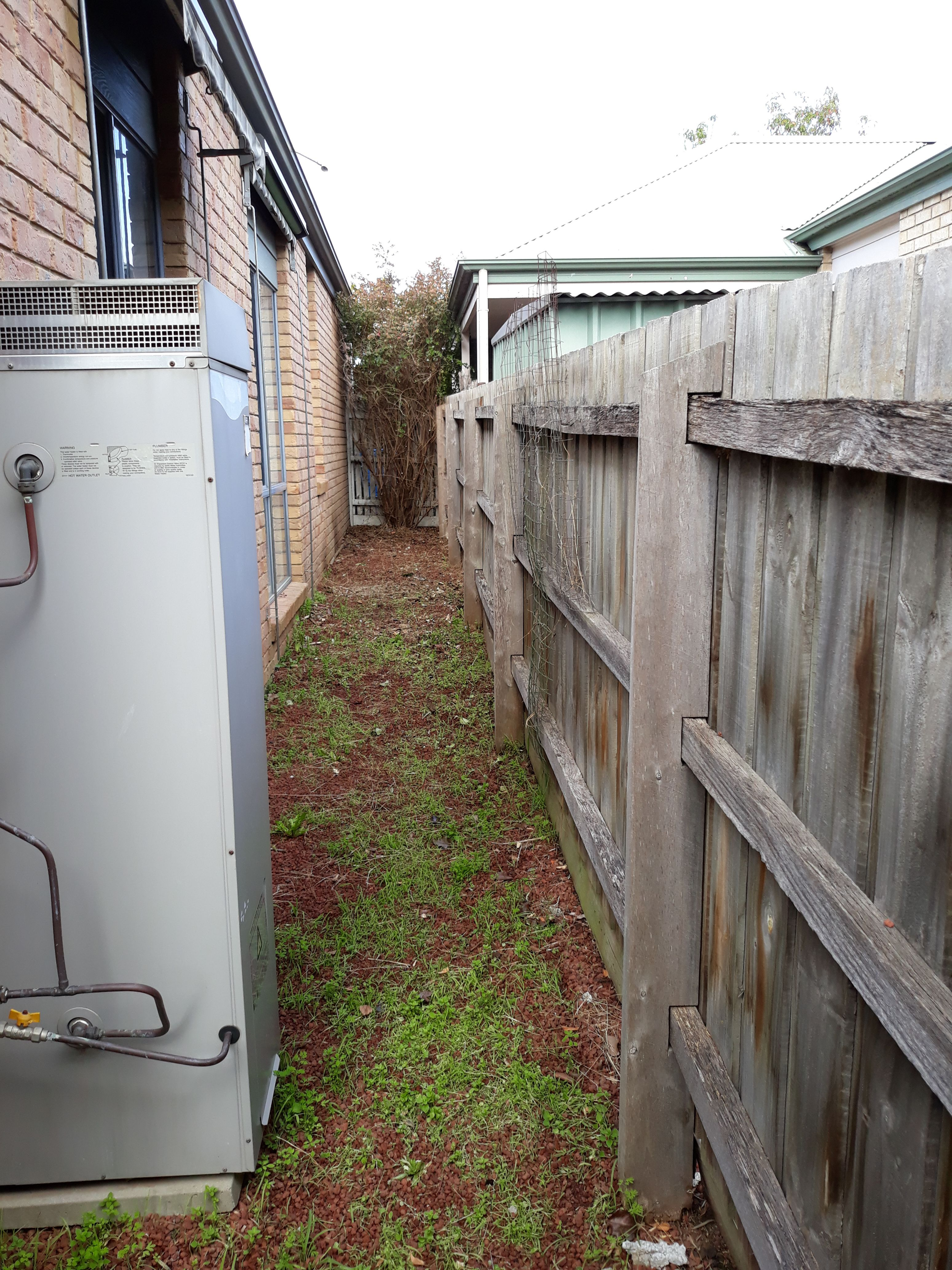 Matrix Fence Extensions Bunnings To Pa Workshop