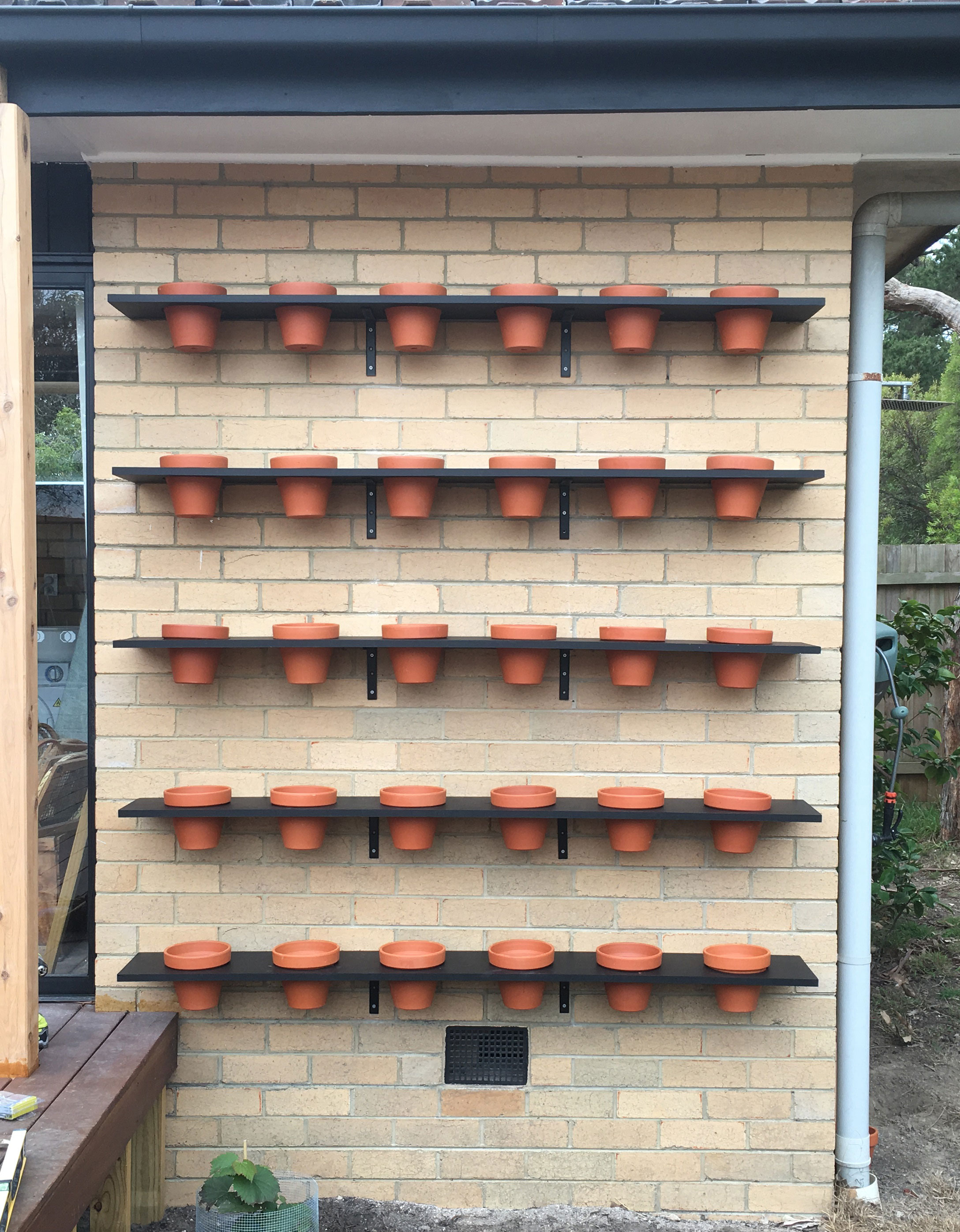 how to build a garden workshop