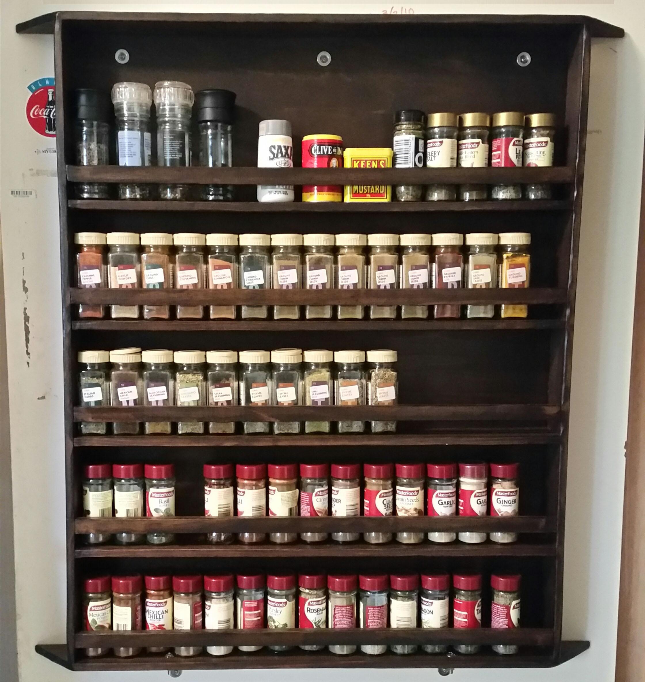 Kitchen Herb Storage Ideas